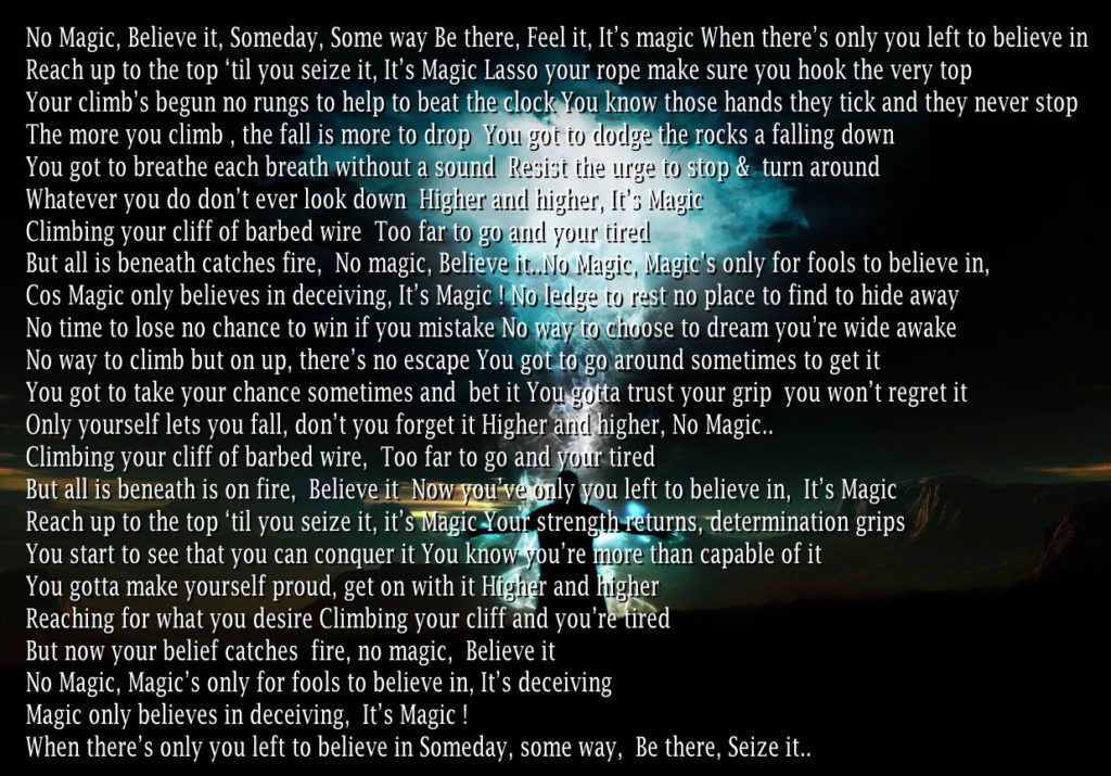 David J Caron Magic