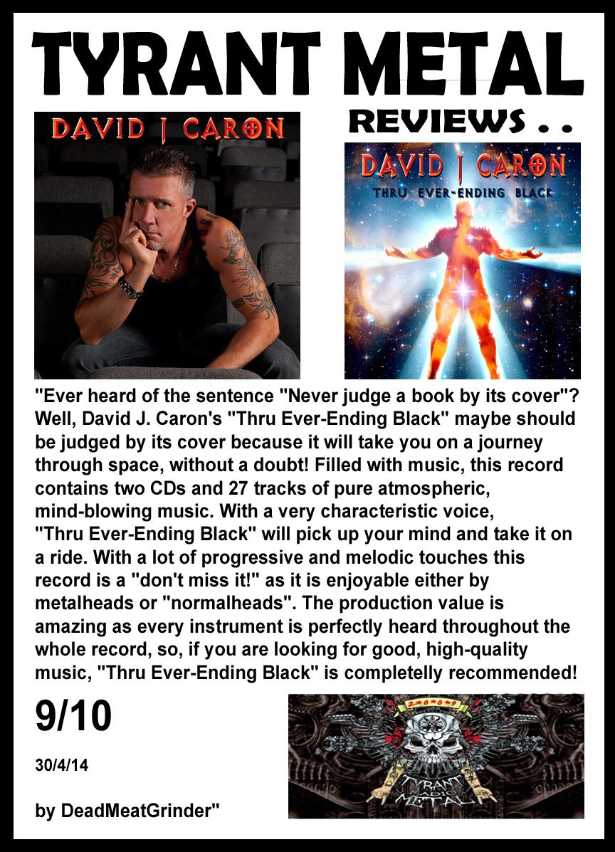 Tyrant Metal Review 1